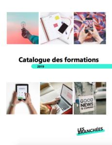 Catalogue formations Les Branchées