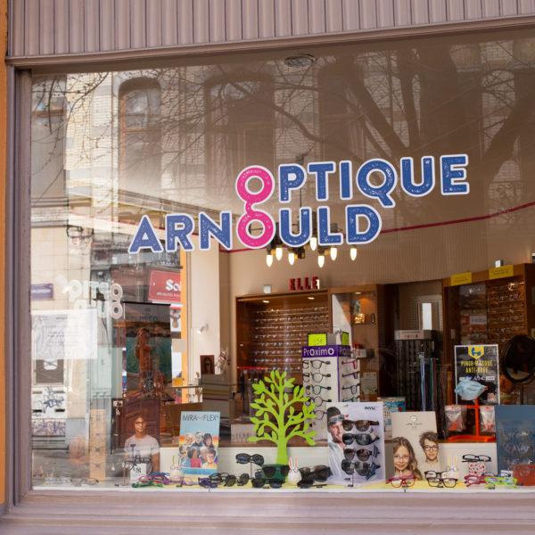 Cliente: Optique Arnould